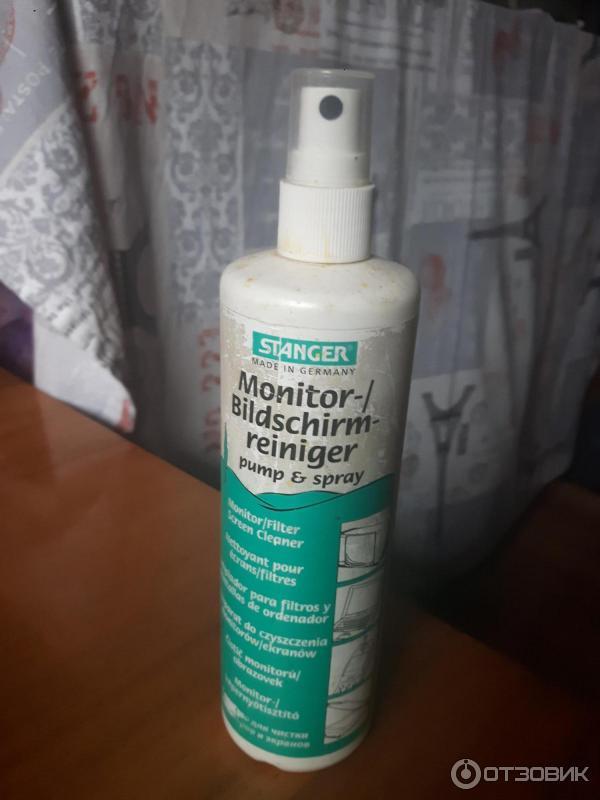 Жидкость для чистки мониторов своими руками 7