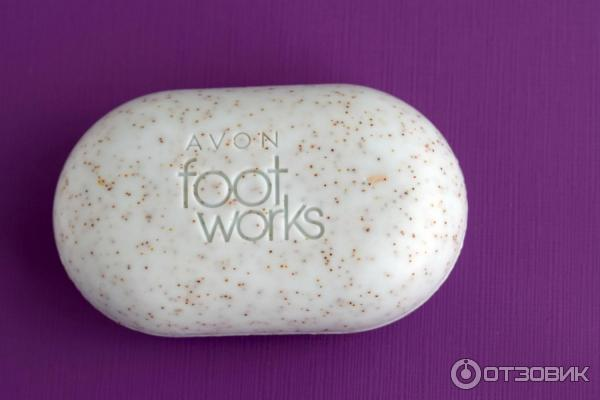 Мыло скраб для ног