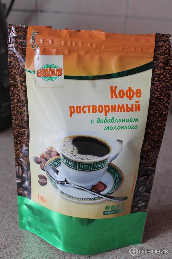 Минусы растворимого кофе