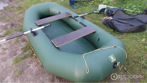 надувная лодка вятской лодочной компании ду250