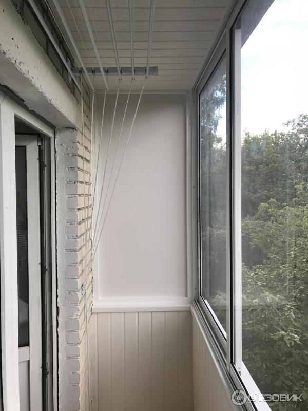 Отзывы фирм по остеклению балконов в москве.