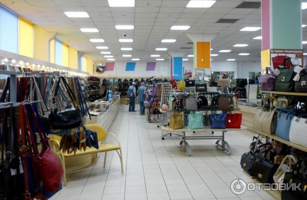 МЕДВЕДКОВО, ЗАО Сумки Медведково, сеть магазинов