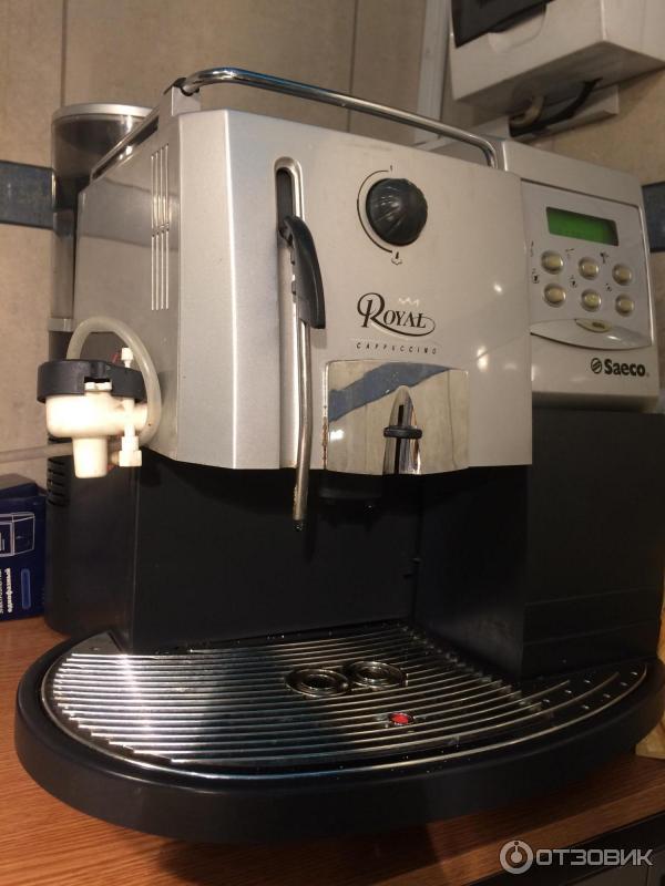 Saeco кофемашины как сделать