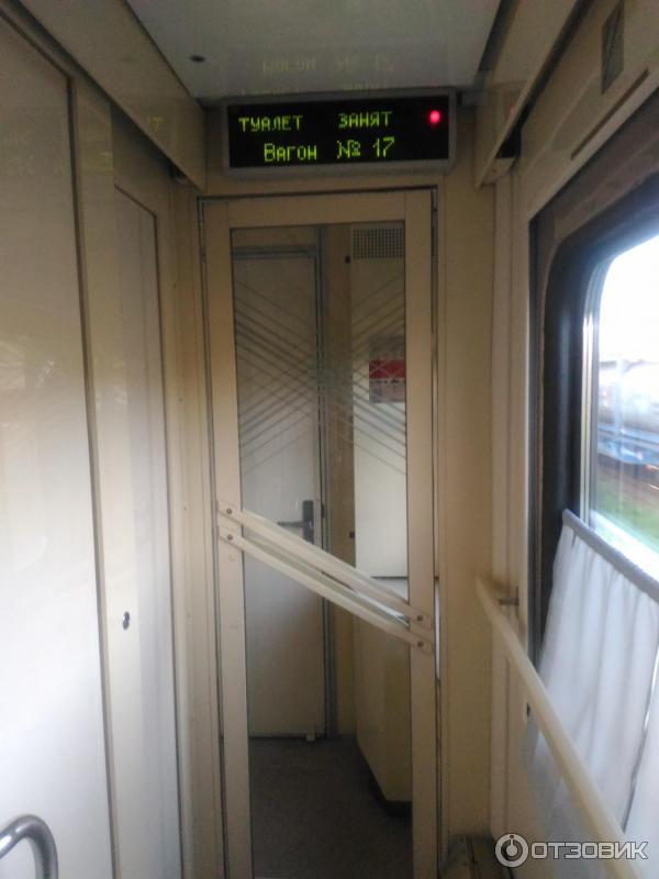 Откровенность в купе поезда