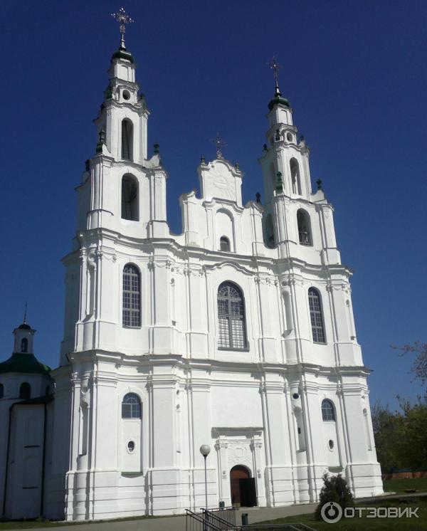 Полоцкий Софийский собор (Беларусь, Полоцк) фото