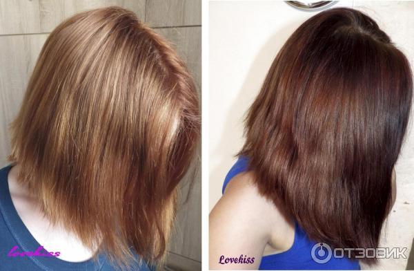 Лечение волос басмой
