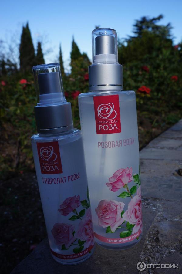 Гидролат крымская роза отзывы