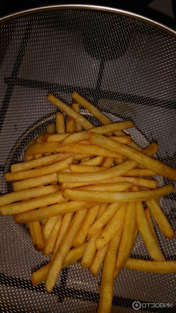 Как сделать картошку во фритюрнице 32