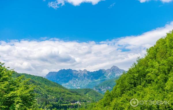 Монастырь Морача. Черногория.