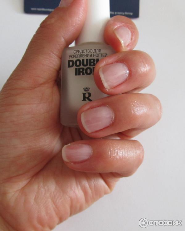 Средство для укрепления ногтей double iron
