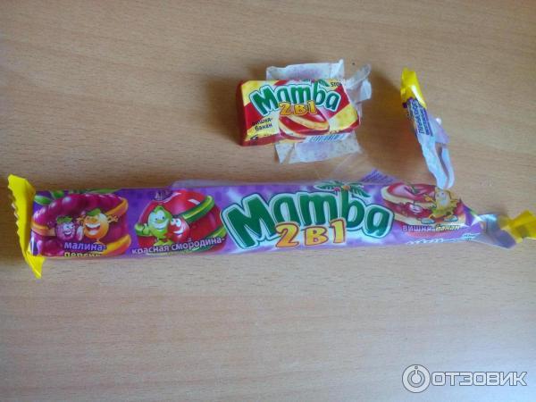 Мамба википедия конфеты