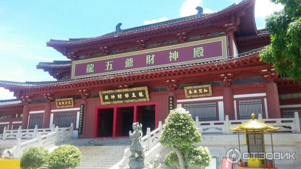 Наньшань храм