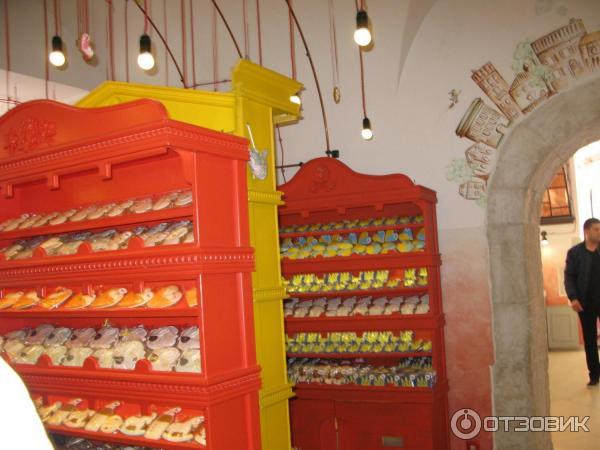 Магазин пряников во Львове