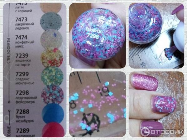 Лак для ногтей candy nails отзывы
