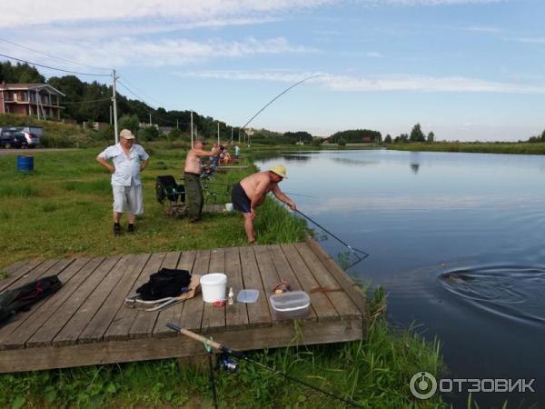рыбалка в михайловской слободе видео
