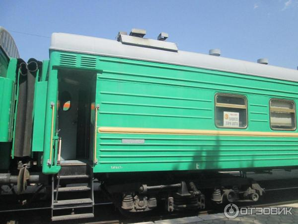 От станции кара-балты поезд №60/60 кара-балта - бишкек отбывает в время прибытия на станцию