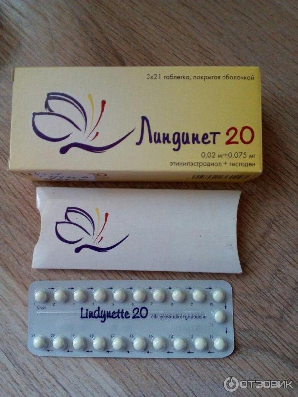 Гормональные контрацептивы при кисте