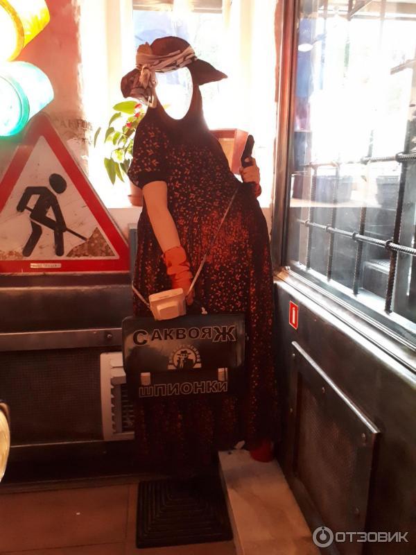 Ресторан Саквояж для беременной шпионки (Россия, Санкт-Петербург) фото