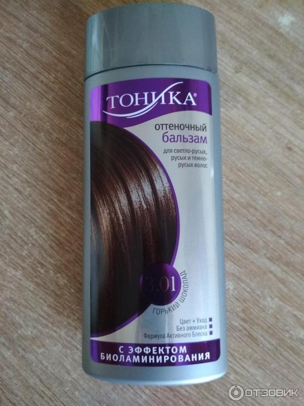 Тоник для волос отзывы с фото