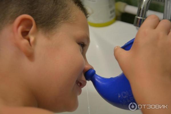 Прибор промывать нос