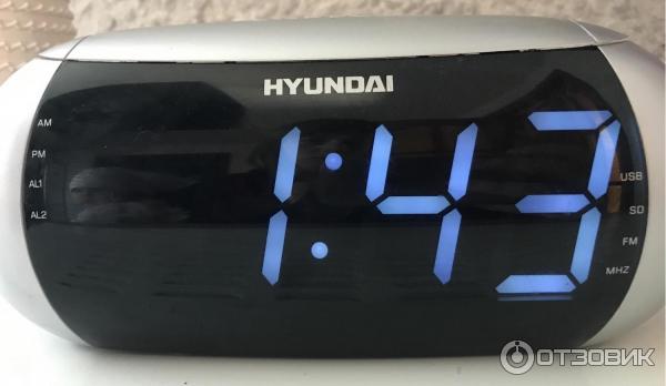 Радиочасы хендай ремонт своими руками 983