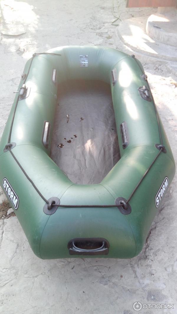 Купить лодку шторм 249