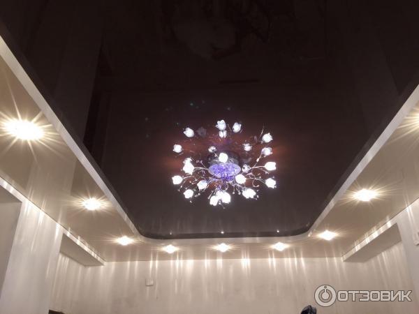 Компания потолочкин натяжные потолки отзывы