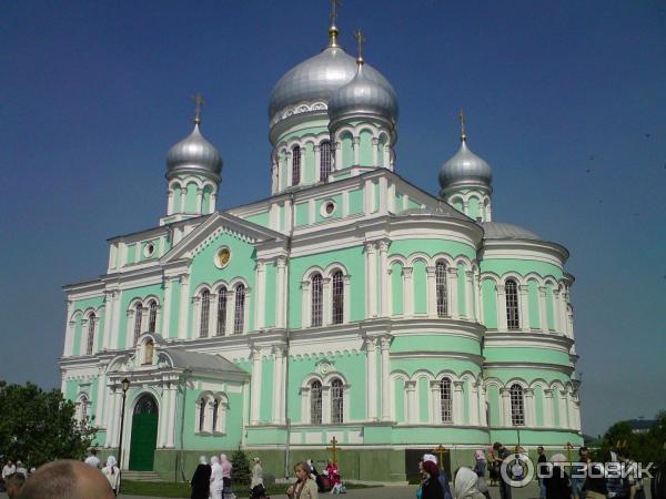 Свято-Троицкий Серафимо-Дивеевский женский монастырь (Россия, Нижегородская область) фото