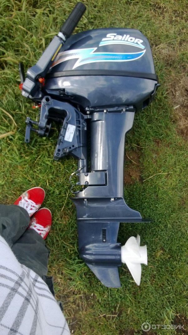 ремонт лодочных моторов sailor в спб