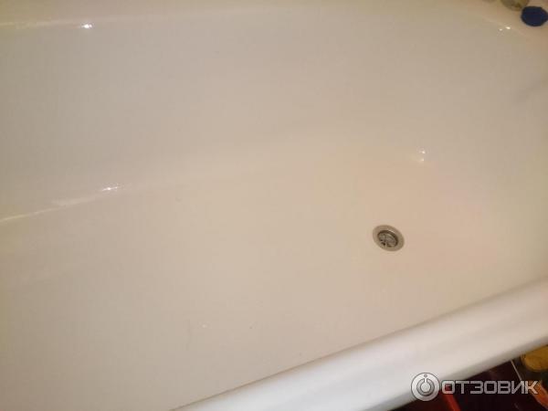 Реставрация ванны в спб наливным акрилом отзывы