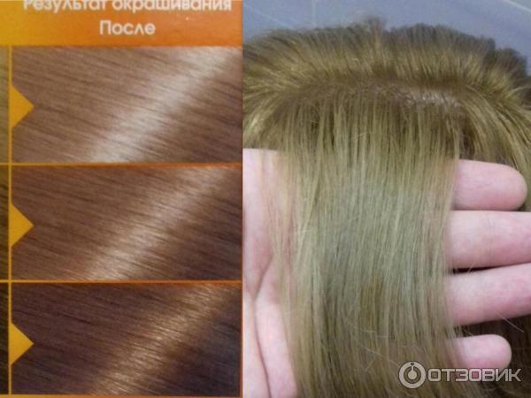 Отращиваем натуральный цвет волос отзывы