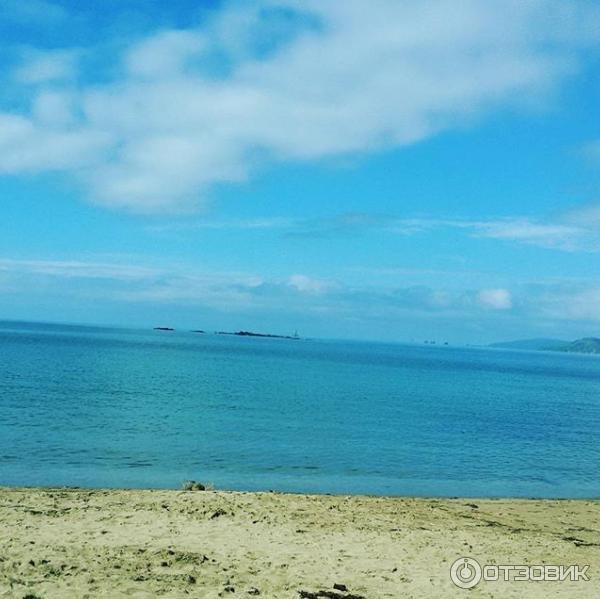 Отдых в бухте анна приморский край