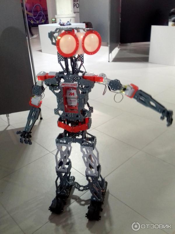 Выставка роботов отзывы