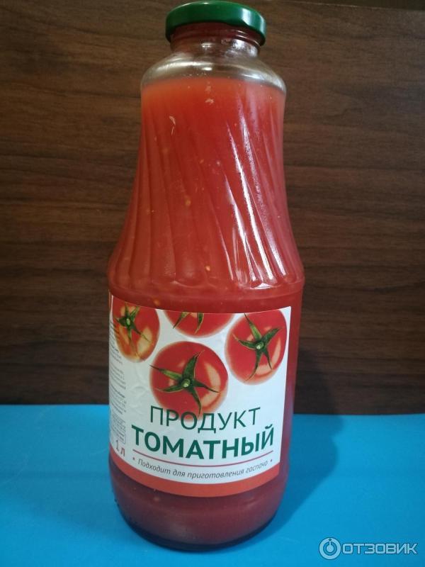 Вкусвилл томатный сок