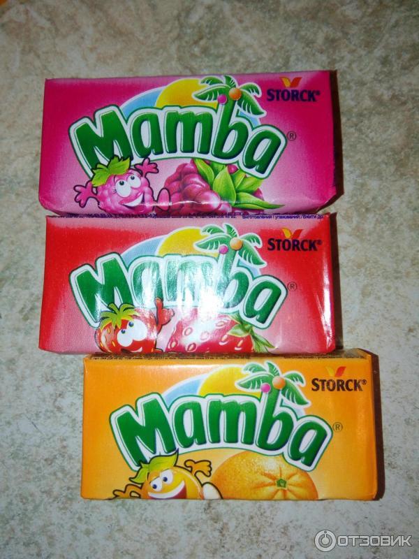 Жевательные Конфеты Мамба Купить Оптом