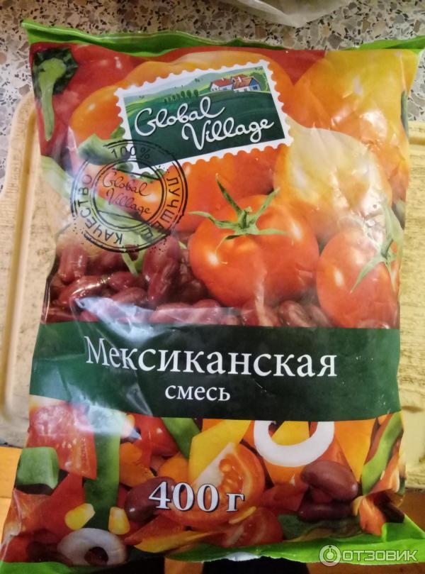 Замороженные смеси овощей своими руками 62
