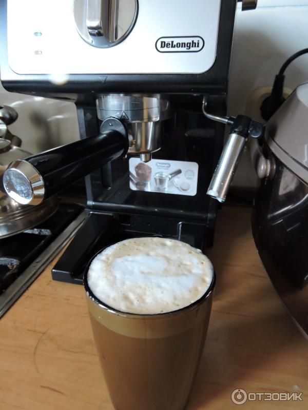 Капучино в домашних условиях с кофемашиной 156