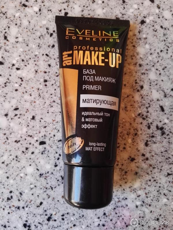 База под макияж матирующая отзывы