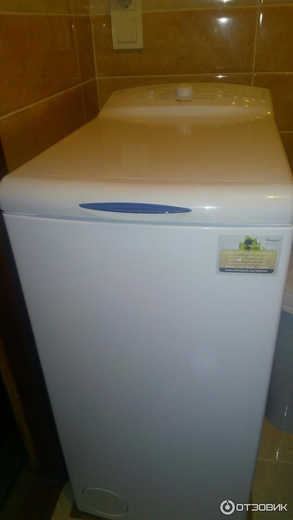 Ремонт стиральных машин whirlpool с вертикальной загрузкой  877