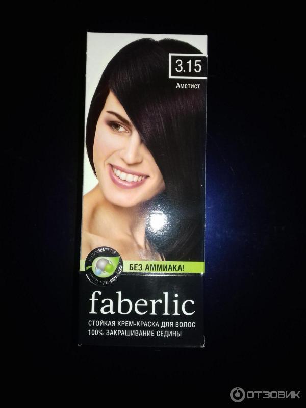 Фаберлик краска для волос без аммиака