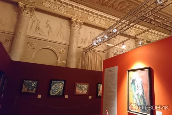 Музей фаберже в санкт петербурге выставка модильяни