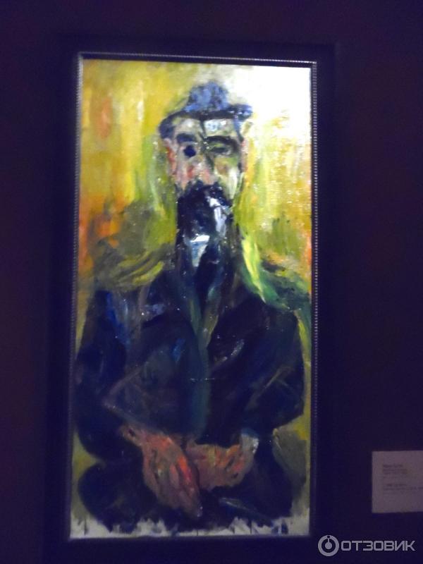 Музей фаберже выставка модильяни