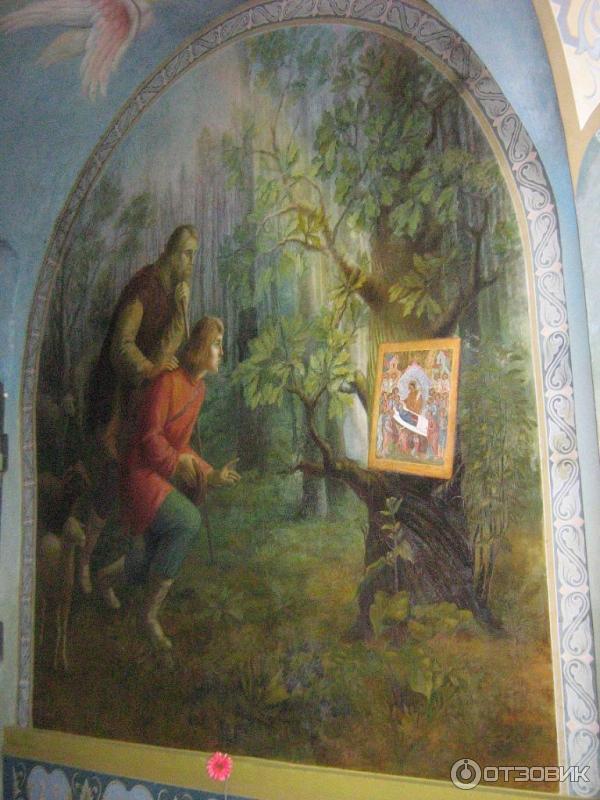 Пюхтицкий Успенский Ставропигиальный монастырь (Эстония, Куремяэ) фото