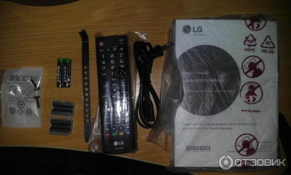 Комплект LG 32LJ510U
