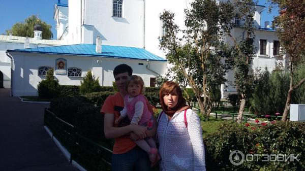 Свято-Успенский Жировичский ставропигиальный мужской монастырь (Беларусь, Жировичи) фото
