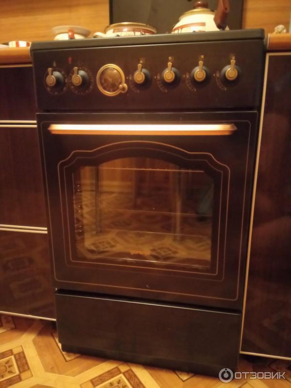 полная инструкция кухонная плита gorenje ec67cli