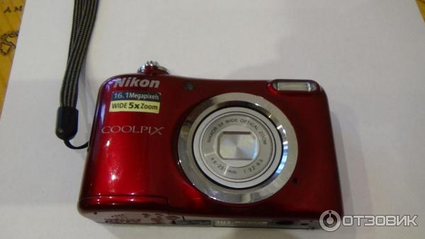 Цифровой фотоаппарат Nikon coolpix A10