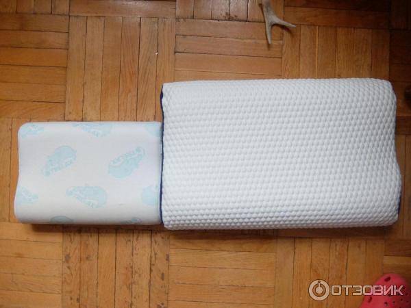 Подушка ergoform mediflex