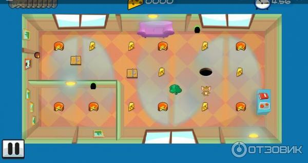 Игры на андроид том и джерри лабиринт