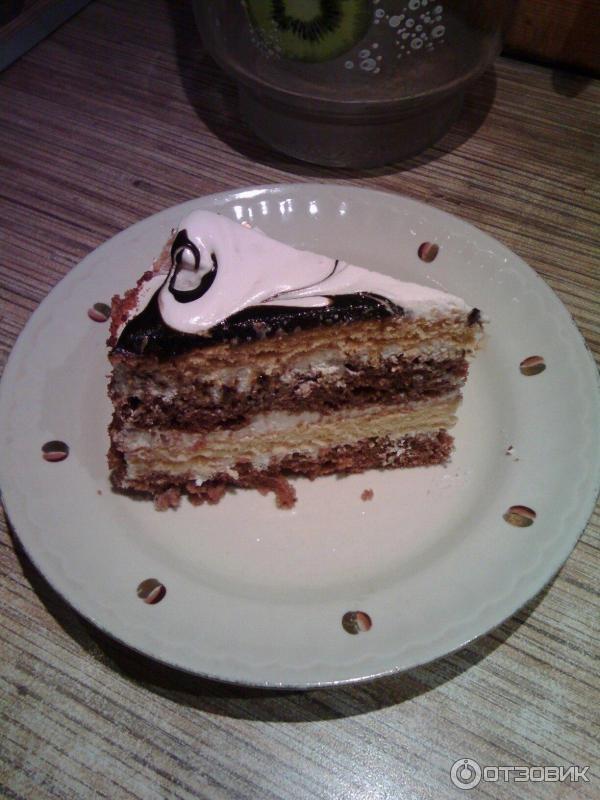 Соотношение крема и бисквита в торте